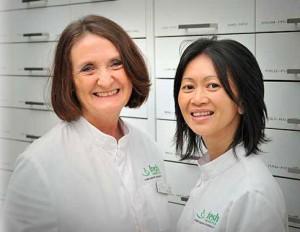 Jeni and Ann | Fresh Therapeutics