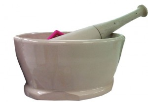 mortar and pestle | Fresh Therapeutics Pharmacy