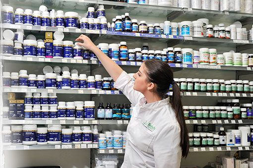 Broadway & Bondi Integrative Medicine - stock wide range of nutritional and herbal supplements