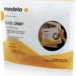 Quickclean microwave bags