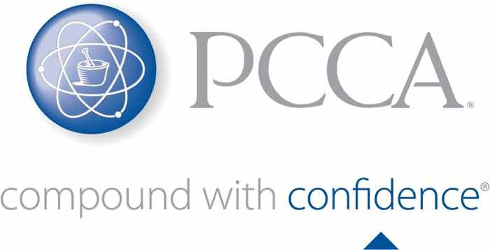 PCCA - Compound with confidence logo