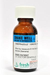 omeprazole | Fresh Therapeutics Medicine