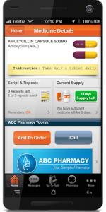 The Medadvisor app 4