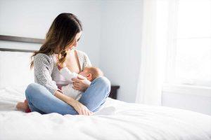 Breast Feeding Mother
